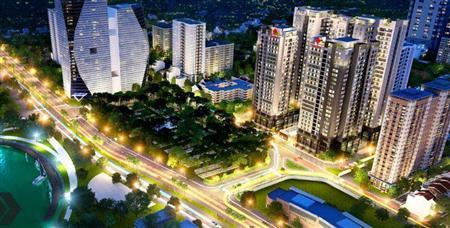 2,1 tỷ căn góc 3 ngủ Việt Đức Complex