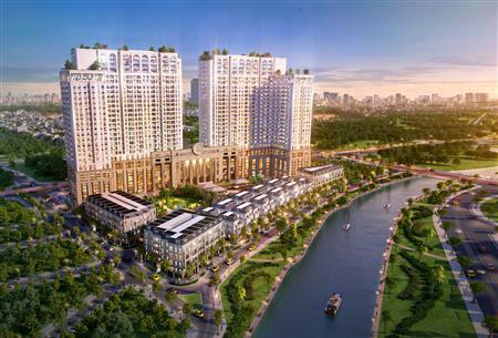 Chung cư cao cấp Roman Plaza vị trí Vàng  chỉ 1,9 tỷ/căn