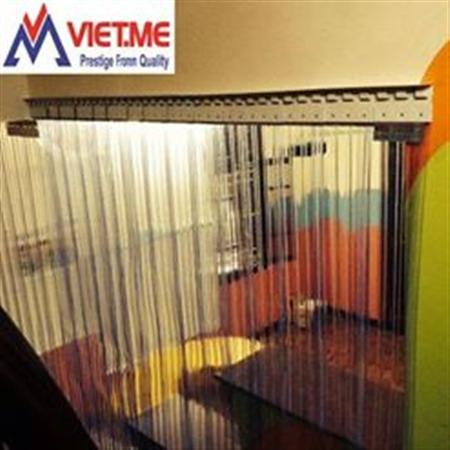 Màn nhựa PVC ngăn lạnh, bụi, côn trùng tại Bắc Ninh