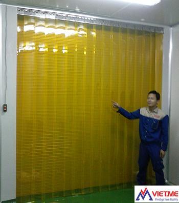 Màn, rèm nhựa PVC ngăn côn trùng tại Bắc Ninh