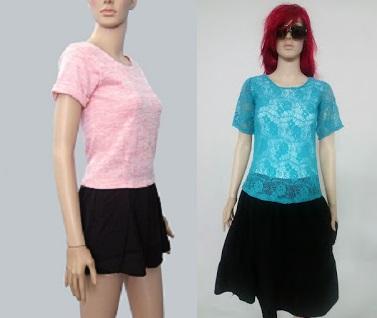 Váy ren thời trang Xteen, hotgirl giá sỉ cực rẻ 45.000đ