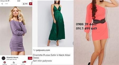 Bán sỉ quần áo thời trang xuất khẩu giá cực rẻ
