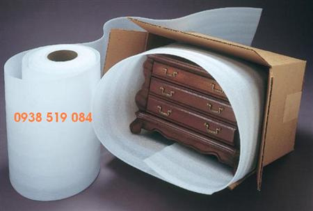Mút PE tấm cuộn 0.5mm 1mm 2mm 3mm 5mm 10mm 20mm 100mm giá rẻ