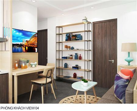 Bán chung cư Hồng Mai- Bạch Mai 830tr/căn 52m ô tô đỗ cửa