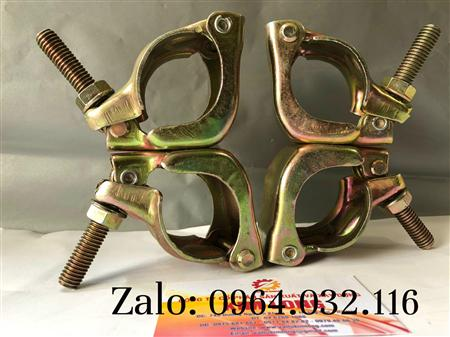 Khóa giàn giáo, ống nối giàn giáo giá rẻ tại Hà Nội 0962.334