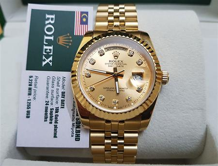 Shop Omega, Rolex Malaysia new fullbox 1.318USD còn 245USD