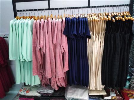 Áo đầm xuất khẩu hàng chuẩn lên shop giá sỉ cạnh tranh