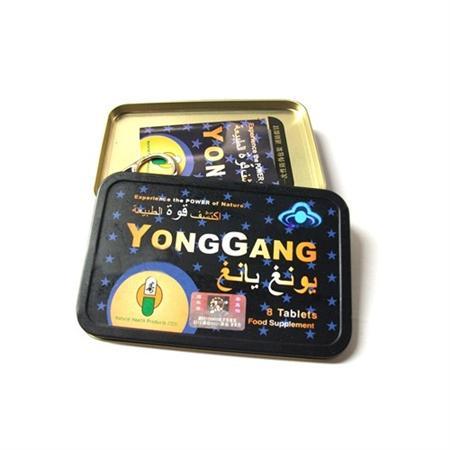 Thuốc YongGang giúp ích gì cho việc tăng cường sinh lý nam?