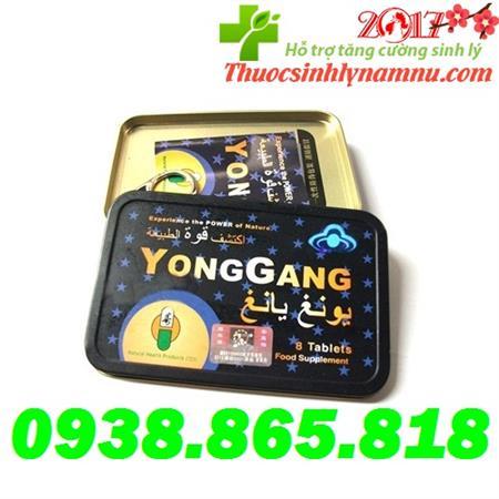 Thảo dược YongGang từ DuBai cho quý ông ngành Điện ===>