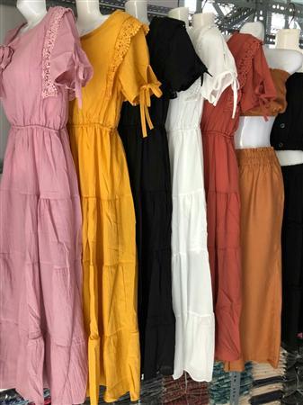 Bán sỉ, bán buôn quần áo váy đầm nữ giá cạnh tranh