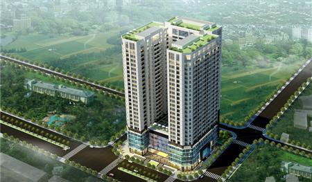 Cho thuê văn phòng cao cấp Central Field Tower