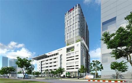 Cho thuê văn phòng tại tòa nhà Toyota Phạm Hùng, HN