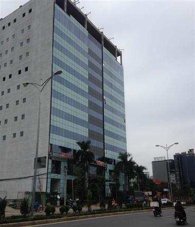 Cho thuê văn phòng tại tòa nhà SUCED, 108 Nguyễn Hoàng, HN