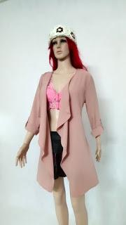 Áo khoác thời trang trẻ,năng động cho mùa thu đông với giá s