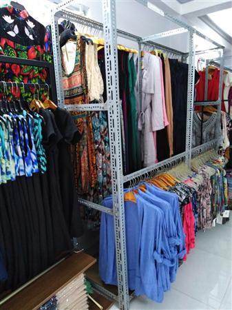 Kho xưởng váy đầm nữ đẹp thời trang giá sỉ cạnh tranh nhất
