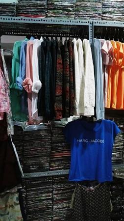 Bán lô áo thun sọc tay dài,nhiều màu với giá sỉ chỉ 15k