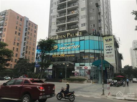 Cho thuê  văn phòng cao cấp tại tòa nhà Golden Palace Lê Văn