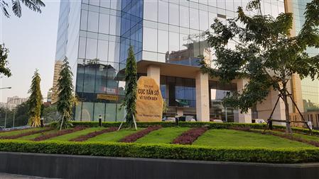 Cho thuê văn phòng cao cấp tại tòa nhà Cục Tần Số- Trần Duy