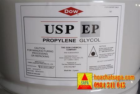 Propylene Glycol USP - Dung Môi PG tiêu chuẩn dược - mỹ phẩm