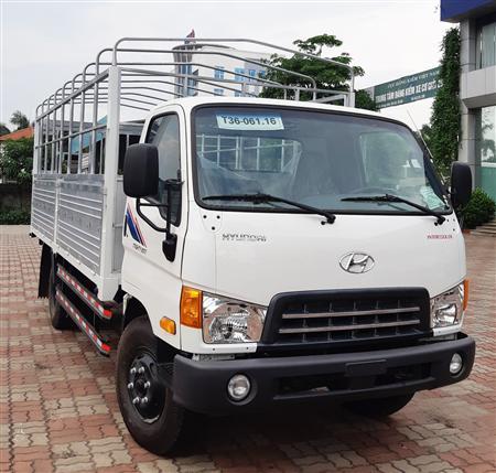 Xe tải Hyundai New Mighty 2017, Lựa chọn Hoàn Hảo