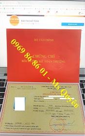 Địa chỉ học chứng chỉ Bồi dưỡng Kế Toán Trưởng tại Tp HCM