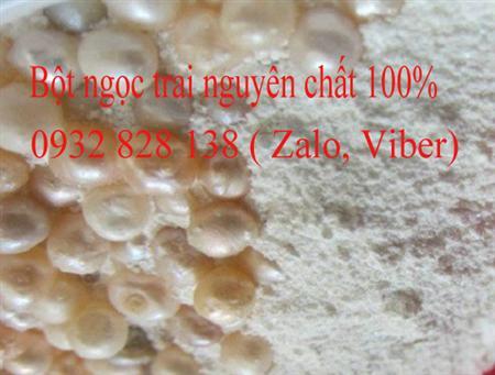 Bán sỉ và lẽ bột ngọc trai Khánh hòa xay nguyên chất 100%