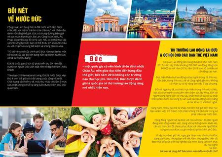 Du học Đức miễn phí !!! Cơ hội không chỉ riêng ai! AVT EDU
