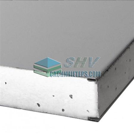 Vách ngăn cách nhiệt Panel lõi xốp EPS tấm phẳng dày 50mm