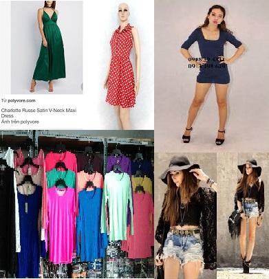 Chuyên thời trang giá sỉ rẻ nhất Sài Gòn 10k,16k,19k,25k