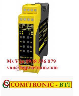 Comitronic Việt Nam- Safety Relay- Rơ le an toàn