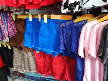 Kho xưởng chuyên sỉ áo thun váy đầm quần short
