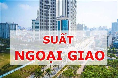 Bán lại Suất ngoại giao căn S1-06 Hinode Minh Khai