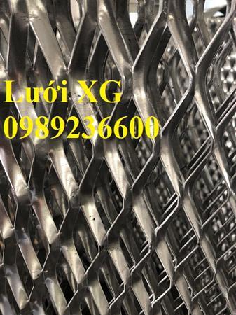Lưới thép dập giãn XG tại Hà Nội, giao hàng toàn quốc