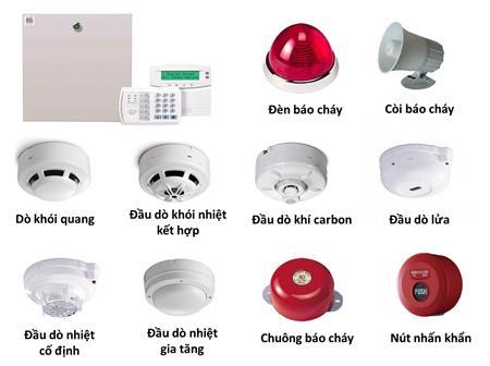 Nhà kinh doanh hệ thống báo cháy  giá khuyến mãi - Viễn Thông Tia Sáng