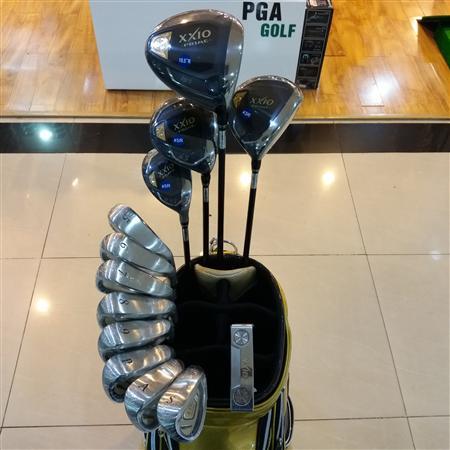 Bộ gậy golf XXIO SP1000 siêu đỉnh giá chất như nước cất
