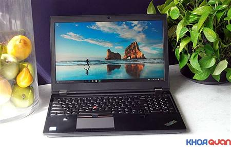 Laptop Lenovo Thinkpad P50