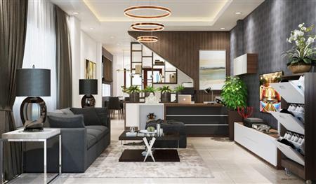 Thiết kế nội thất cho chung cư có diện tích nhỏ chuẩn đẹp