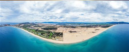 So sánh giá đất biển Nhơn Hội, Quy Nhơn và các bất động sản biển miền Trung