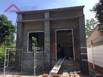 Bán nhà cấp 4 mới xây  tại Ấp Mỹ thuận xã Mỹ Khánh huyện