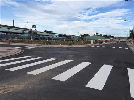 Đất nền mặt tiền đường dt743 an phú thuận an bình dương giá rẻ hạ tầng hoàng thiện 100% giá tốt cho nhà đầu tư