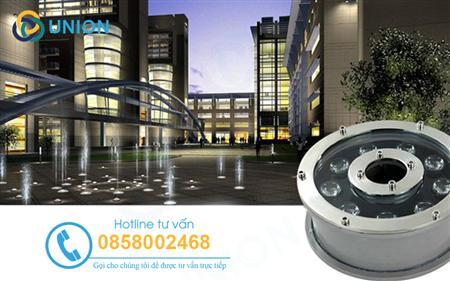 Báo giá đèn LED âm nước và các mẫu vòi phun nước mới nhất hệ