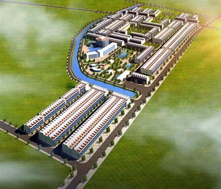 Bán đất nền trung tâm tp sông công, giá chỉ 500tr lô 100m2, đường 29m. 0379963396