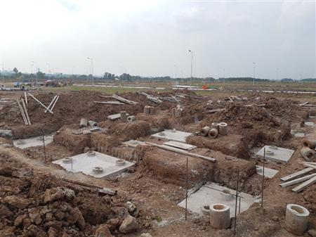 Dự án tiến lộc garden khu dân cư cao cấp pháp lý hoàn chỉnh 1/500 của huyện nhơn trạch