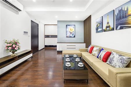 Bán gấp căn hộ 56.26m2 giá 1.3 tỷ chung cư osaka, hồ linh đàm. Tặng 1 năm phí dịch vụ