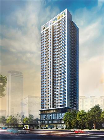 Bán căn hộ chung cư the sun mễ trì, căn số 2109, 116m2, nội thất căn bản mới 100%  giảm giá còn 3 tỷ 9