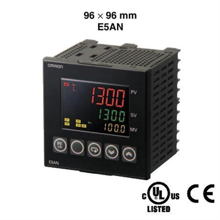 Bộ điều khiển nhiệt độ Omron E5AN Series  E5AN-Q3MT-500-N