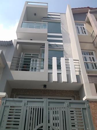 Bán nhà Nguyễn Thiện Thuật Quận 3