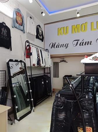 Cần sang shop thời trang Nam ở KP Bình Đường 2, An Bình, Dĩ