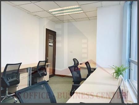 Văn phòng trọn gói cho thuê Quận Đống Đa - Tinh thần KHỞI