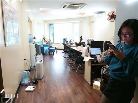 Cho thuê văn phòng quận nam từ liêm, số 48 Lê Quang Đạo,